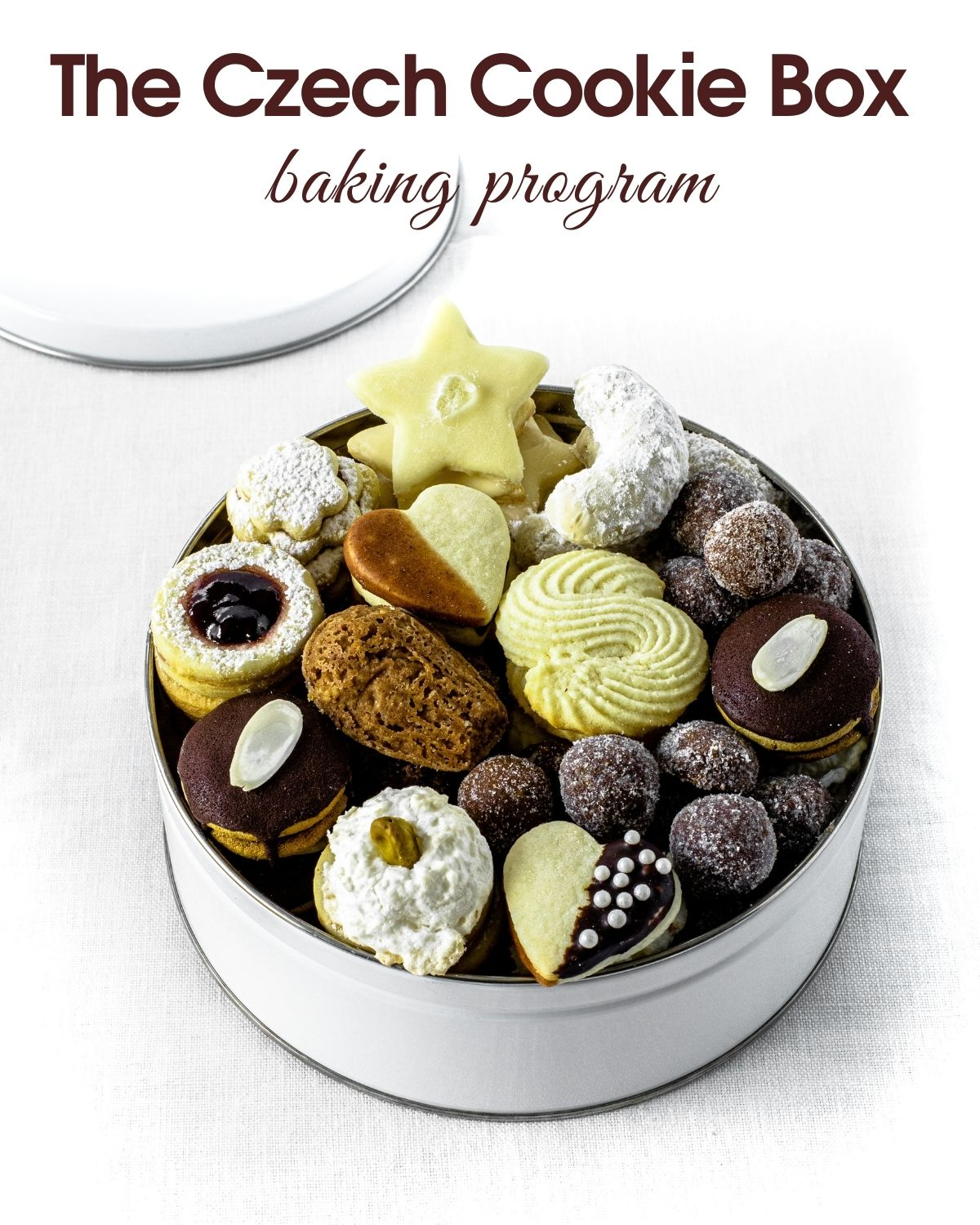 Cover Page for The Czech Cookie Box course